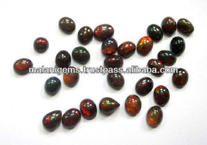 Black Opal Mix Shapes Cabochon Loose Gemstones Supplier