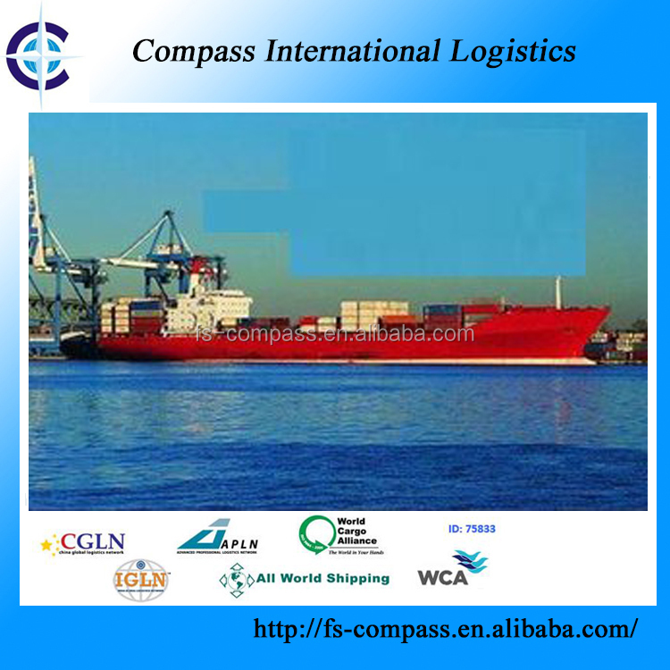 Best and cheap Sea shipping rate from China to Nepal