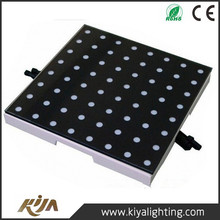 High quality led dance floor for stage and club video show / dance with the music