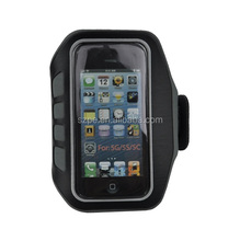 Wholesale factory LED sports armband pouch for phone