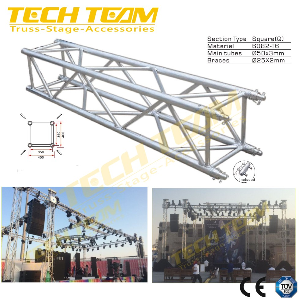 Event System Aluminum Truss For Hanging Speaker