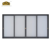 China Supplier Jindal Aluminium Sliding Window Sections Catalogue
