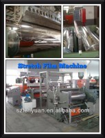 FULIYUAN Machinery stretch film making extrusion line,stretch film making extruder