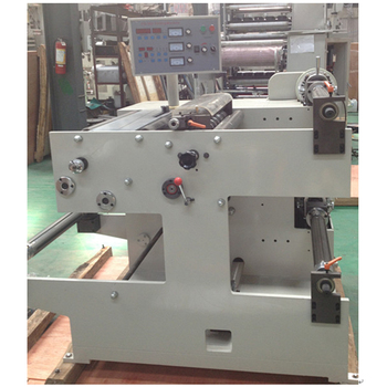 Manufacturer production FQ-320 Slitter and rewinder machine