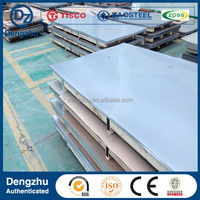 430 hairline surface stainless steel sheet