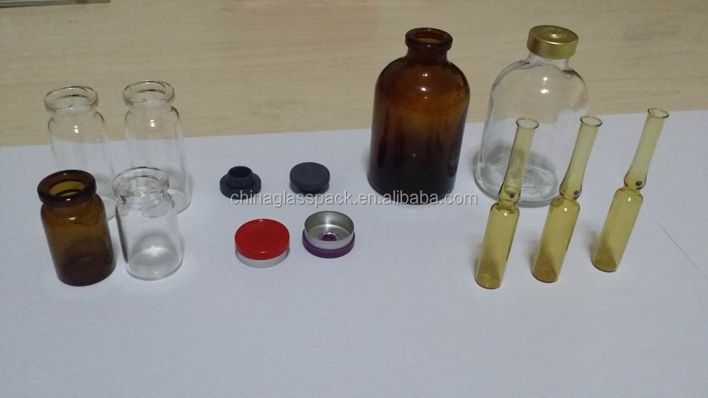 10ml glass vial