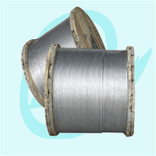 ASTM A363 class A Clase B Class C galvanized wire strand, galvanized steel wire cable