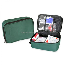 Medical emergency case first aid box contents