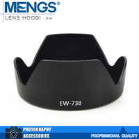 MENGS EW-73B Flocking Lens Hood for EF-S 17-85mm f/4-5.6 IS USM Lens 14140006101
