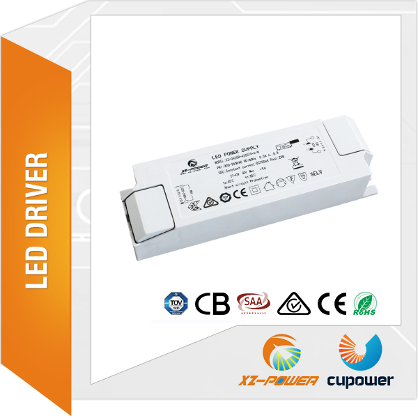 ENEC TUV CB SAA RCM CE ROHS 220v 230v 240v External high-voltage 14W 18w 20w 24W dc 20-32v constant current 450-720ma led <strong>source</strong>