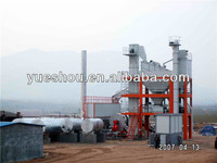 asphalt mixing equipment,asphalt miixng plant,with capacity 120t/h
