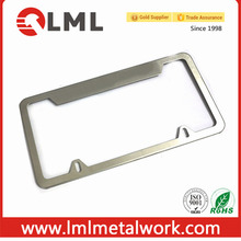 OEM Sheet Metal Stamping Car Licence Plate Frame Of Different Kinds