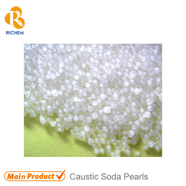 dry/solid caustic soda pearls99%