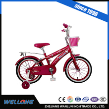 Hot selling 4 wheels bicycle kids child bike with CE 12inch kids horse sulky bike new model Children bike kids for 3 5 years old
