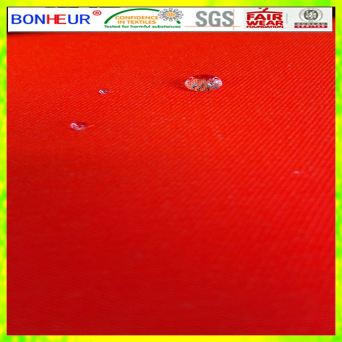 Promotion! hi vis fabric 70/30 TC fabric for workwears