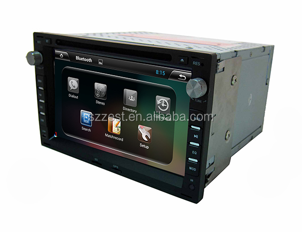 ZESTECH 7 inch double din android 4.2 car dvd for VW Passat built in WIFI 3G