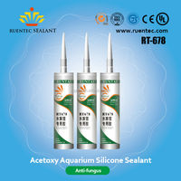 RT678 silicone sealant empty cartridge