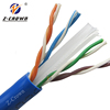 Cat6 Telecommunication Pure Copper 23AWG 0