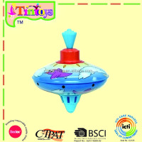 Small spinning Humming top with sound tin tops toys toys