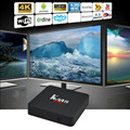 Minipc android KM8 PRO 4K Quad Core Android TV box Amlogic S912 Android 6.0 WiFi hd full film download Kodi Smart TV Box