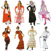 Factory Hot Sale Costumes Adults