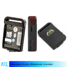 Factory price Vehicle GSM GPRS GPS Tracker Car Vehicle Tracking Locator Device TK102B