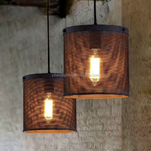 2014 hot vintage industrial pendant light IP50-D40 rustic