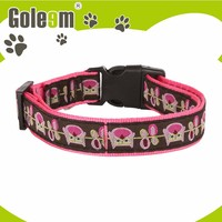 Fashion Cheap Eco-Friendly Comfortable Polyester Satin Retractable Dog Lead