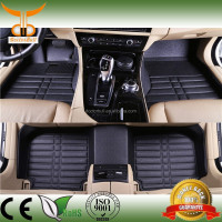 hot sale low price waterproof 3d car carpet floor mat