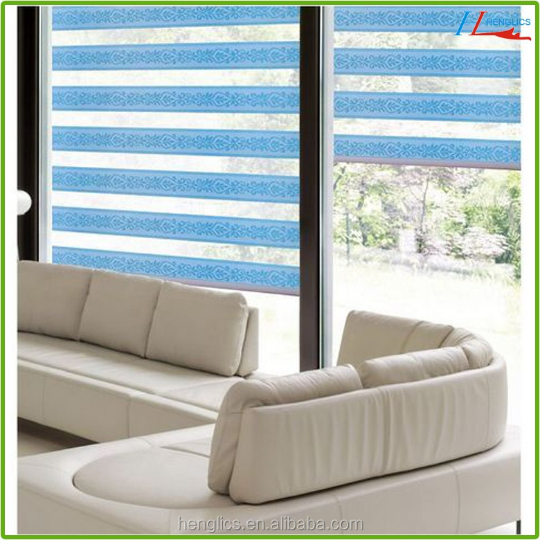 New design zebra blinds curtains for living room