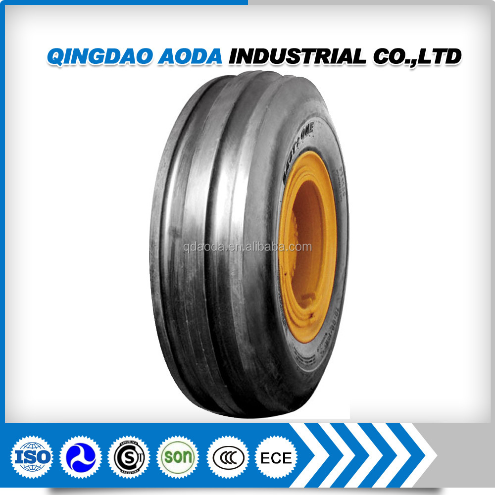 Farm tractor front tyre manufacturer companies names 10.00-16 11.00-16 11l-15 four rib pattern