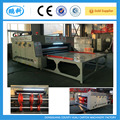 semi-auto printer slotter machine auto feeding
