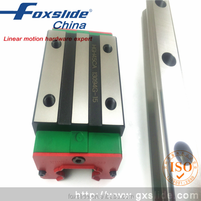 China Supplier Linear Ball Bearing Guide for Measuring and QC System