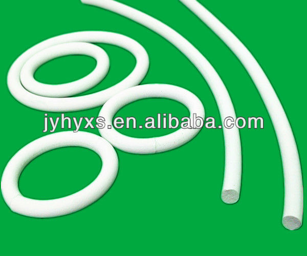 high performance flexible extruded epdm sponge rubber seal