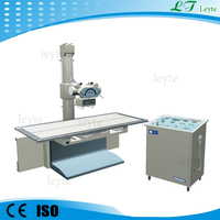 LTK200 Single table and single X-ray tube with rotated anode 200MA diagnostic x-ray generator