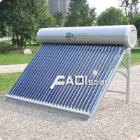 China Top Quality of Solar Water Heater Price,Solar Water Heating System (250Liter)