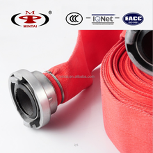 2.0Mpa PU Lining Fire Hose with Germany Storz Coupling