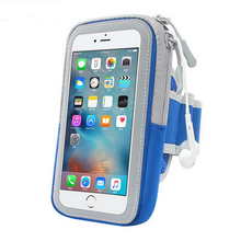 Hot Sale Waterproof Mobile Phone Running Sports Arm Bag