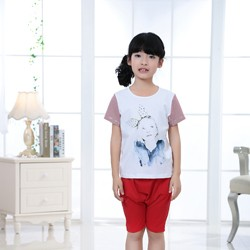 Wholesale boys clothes set korean high quality outfits children summer clothing sets
