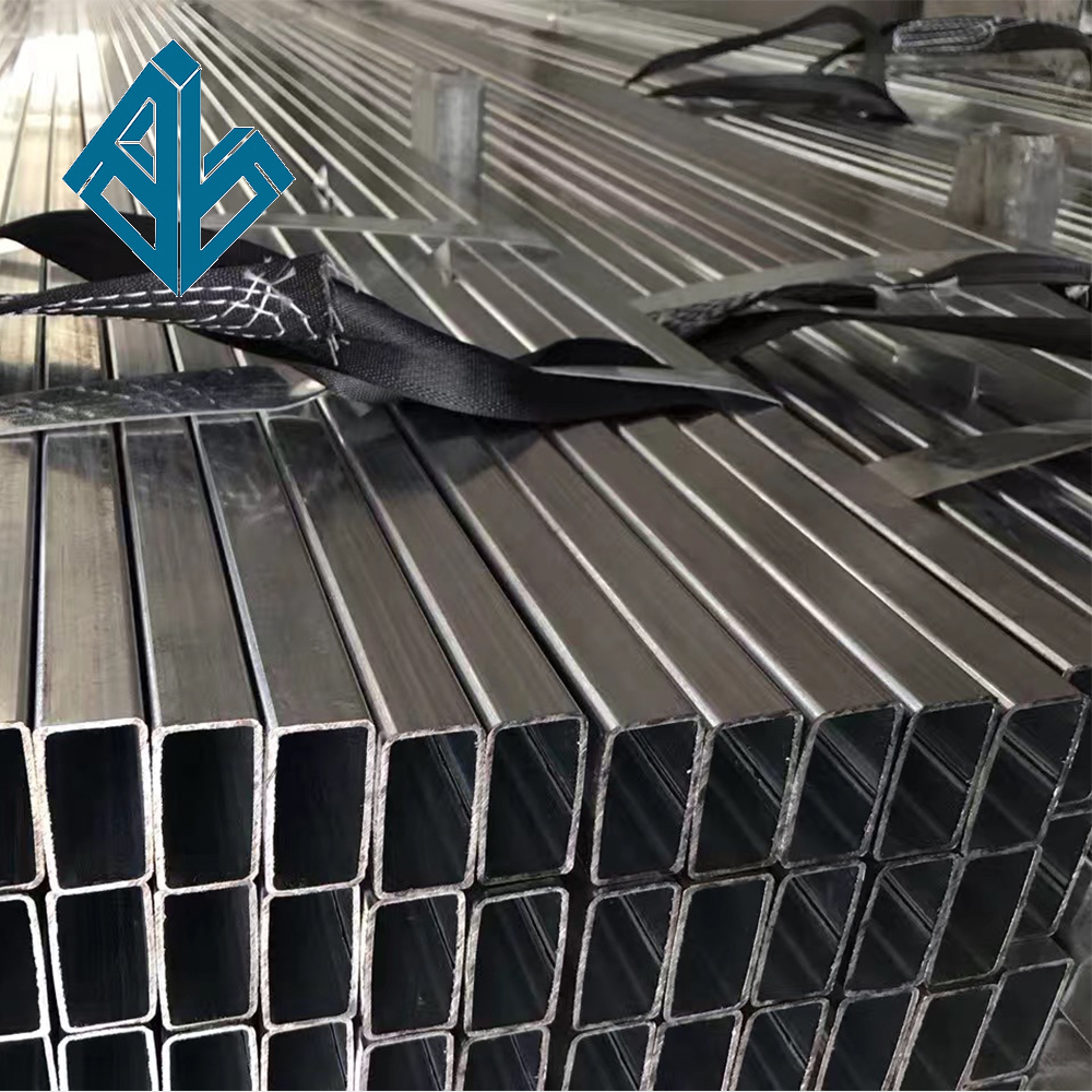 frp tp321 erw construction square steel tube