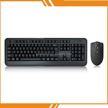 Promotiona Gift 2.4G Wireless computer Keyboard and Mouse Combo