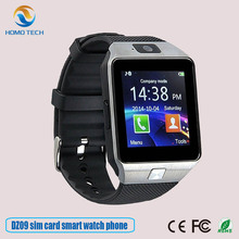 Shenzhen 2017 DZ09 android bluetooth smart watch whatsapp watch phone camera with sim/tf card mp3 player