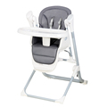plastic nursing multifunction baby highchair with baby swing(TY838)