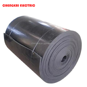 Modern material electrical insulation rubber mats