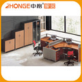 2 Person Office Made In Foshan Workstation Furniture In India
