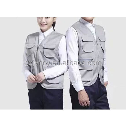 Chinese Factory Hot Wholesale Work Uniform/ Work Vest