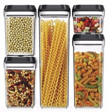 BPA Free Plastic Food Storage Container