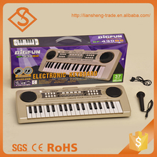 Kids musical instruments 37 keys electronic organ keyboard