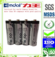 1.5V R6 POWER zinc carbon dry AA battery
