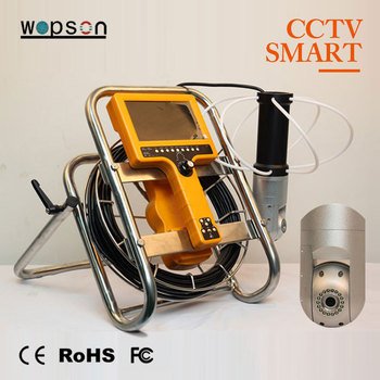 Pan and Tilt Chimney Inspection Camera Equipment